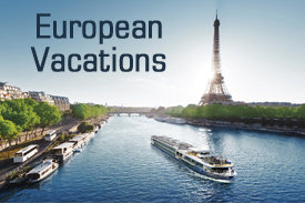Eurpean vacations