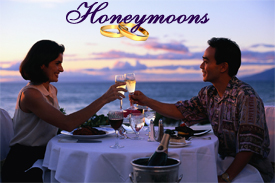 Let us plan your honeymoon