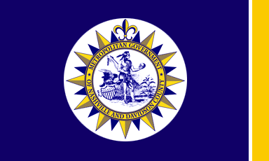 Nashville, Tennessee Flag