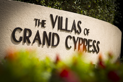 The Villas at Grand Cypress